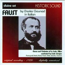 Faust - CD Audio di Charles Gounod,Carlo Sabajno