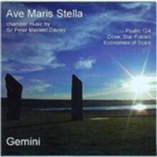 Ave Maris Stella - CD Audio di Sir Peter Maxwell Davies