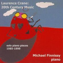 20th Century Music - CD Audio di Laurence Crane