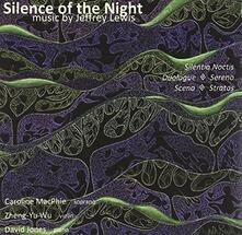 Silence Of The Night - CD Audio di Jeffrey Lewis