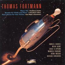 In Dust We Trust - CD Audio di Thomas Fortmann