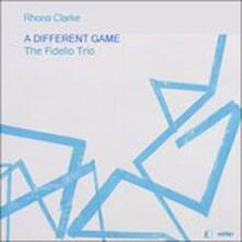 A Different Game - CD Audio di Fidelio Trio