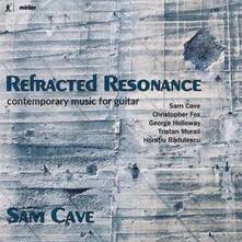 Refracted Resonance - CD Audio di Tristan Murail