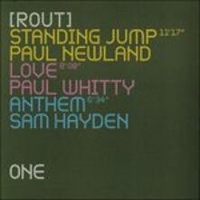 Standing Jump - CD Audio di Paul Newland