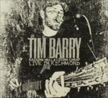 Raising Hell and Living - CD Audio di Tim Barry
