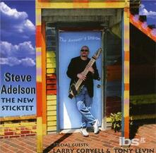 New Sticket - CD Audio di Steve Adelson