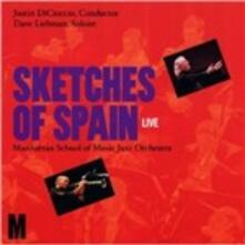Sketches of Spain - CD Audio di David Liebman