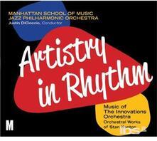 Artistry in Rhythm - CD Audio di Manhattan School of Music