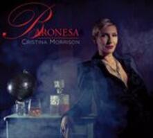 Baronesa - CD Audio di Cristina Morrison