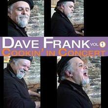 Cookin' in Concert - CD Audio di Dave Frank