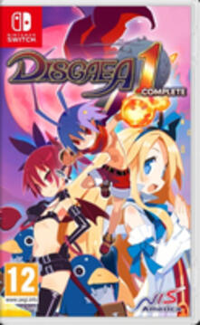 Disgaea 1 Complete - Switch