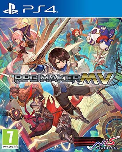 RPG Maker MV PlayStation 4 [Edizione: Francia]