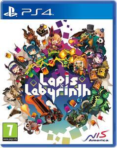 Koch Media Lapis x Labyrinth Limited Edition, PS4 videogioco PlayStation 4 ITA