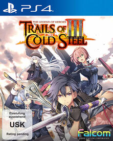 Koch Media The Legend of Heroes: Trails of Cold Steel III Day One Edition, PS4 videogioco PlayStation 4 Basic ITA