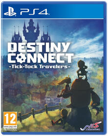 Koch Media Destiny Connect: Tick-Tock Travelers - PS4