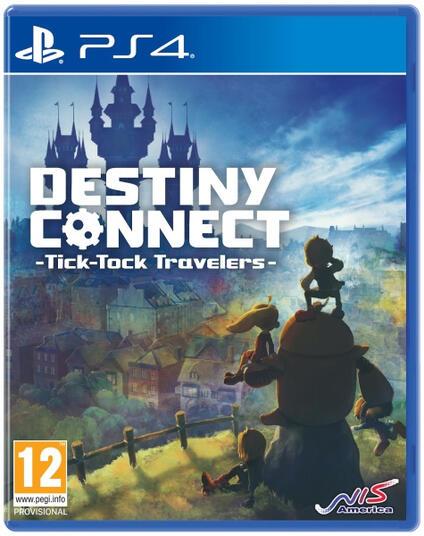 Koch Media Destiny Connect: Tick-Tock Travelers - PS4