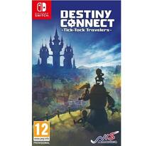 Destiny Connect Tick Tock Travellers SWITCH