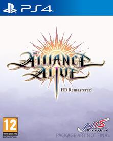 Koch Media The Alliance Alive HD Remastered - Awakening Edition - PS4