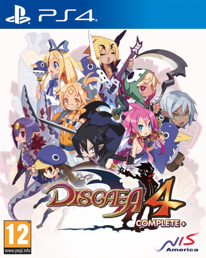 Koch Media Disgaea 4 Complete - PS4
