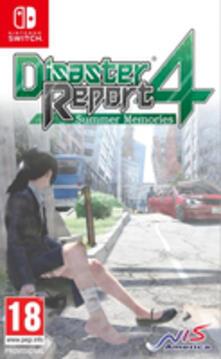 Koch Media Disaster Report 4: Summer Memories, Switch videogioco Nintendo Switch Basic