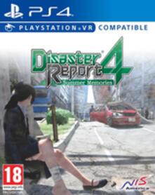 Koch Media Disaster Report 4: Summer Memories, PS4 videogioco PlayStation 4 Basic