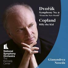 Sinfonia n.9 op.95 - SuperAudio CD di Antonin Dvorak,National Symphony Orchestra,Gianandrea Noseda