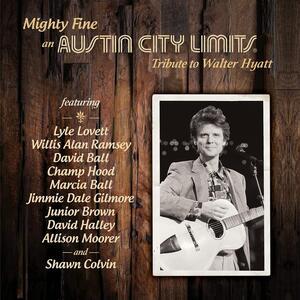CD Mighty Fine. An Austin City Limits