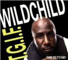 T.g.i.f - CD Audio di Wildchild