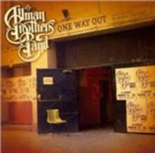 One Way Out. Live at the Beacon Theatre - CD Audio di Allman Brothers Band