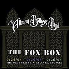 Fox Box (Box Set) - CD Audio di Allman Brothers Band