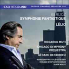 Sinfonia fantastica - Lélio - CD Audio di Hector Berlioz,Riccardo Muti