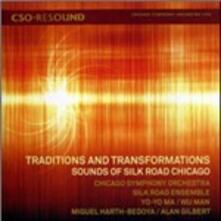 Traditions and Transformations - CD Audio di Yo-Yo Ma,Silk Road Ensemble