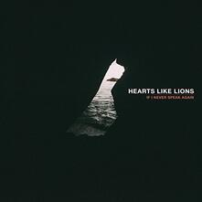 If I Never Speak Again - CD Audio di Hearts Like Lions
