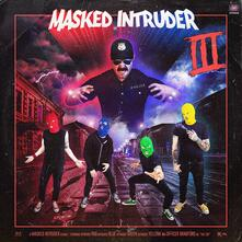 III - CD Audio di Masked Intruder