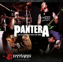Live at Dynamo Open Air 1998 - CD Audio di Pantera