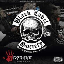 Live at Dynamo Open Air 1999 - CD Audio di Black Label Society