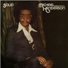 Solid - CD Audio di Michael Henderson