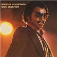 Wide Receiver - CD Audio di Michael Henderson