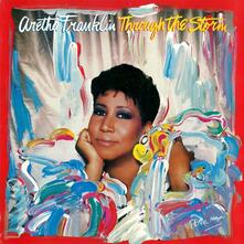 Through the Storm - CD Audio di Aretha Franklin