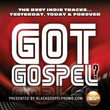 Got Gospel Presented by - CD Audio