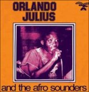 And the Afro Sounders - Vinile LP di Orlando Julius