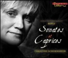 Sonate - Capricci - CD Audio di Christine Schornsheim,Pierre Alexandre François Boely