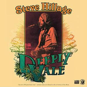 Live at Deeply Vale - Vinile LP di Steve Hillage