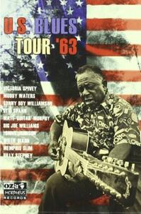 Us Blues Tour 1963 - DVD