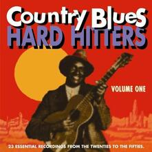 Country Blues Hard - CD Audio