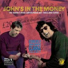 John's in the Money - CD Audio di John Cooper Clarke