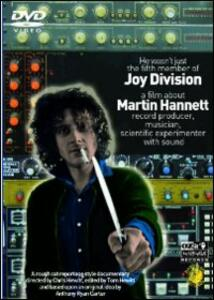 He Wasn't Just a Fifth Member Of Joy Division. A Film About Martin Hannett - DVD