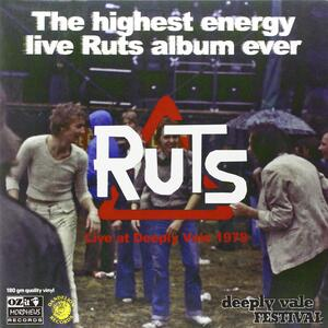 Highest Energy Ruts Live - Vinile LP di Ruts
