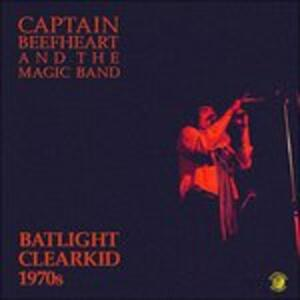 Batlight Clearkid - Vinile LP di Captain Beefheart,Magic Band