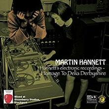Homage to Delia Derbyshire - CD Audio di Martin Hannett